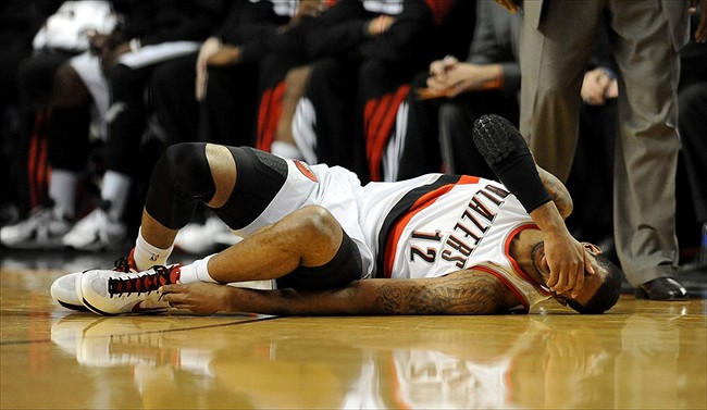 nba injury